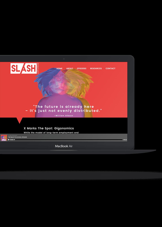 Slash Podcast